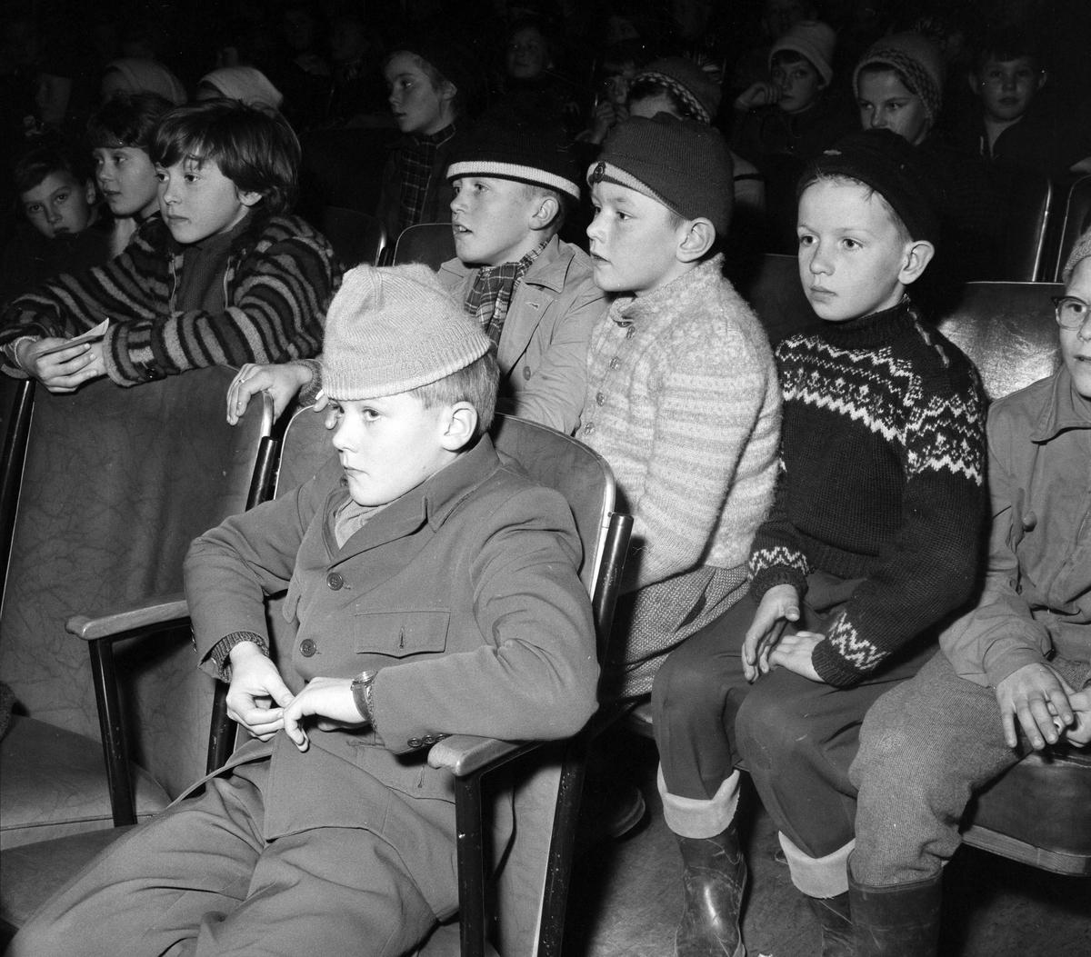 Spill-selv-uken med barnekonserter i Sentrum kino