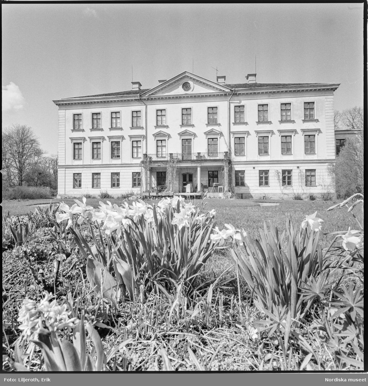 Ökna, herrgård, Floda socken, Södermanland.