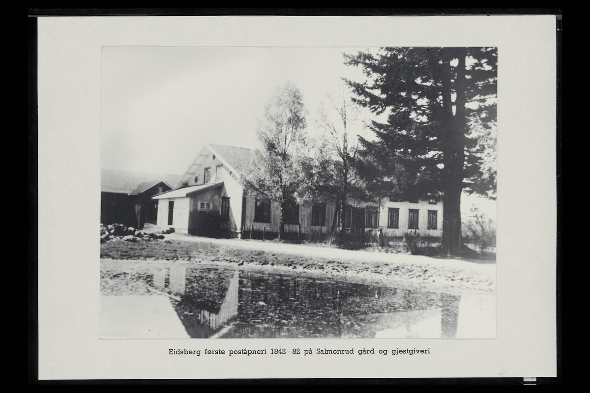 eksteriør, poståpneri, Eidsberg