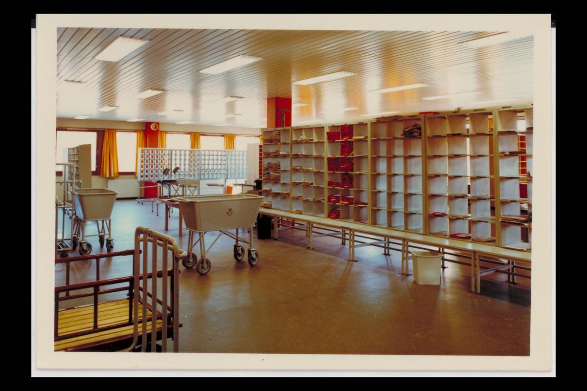 interiør, postterminal, 6400 Molde