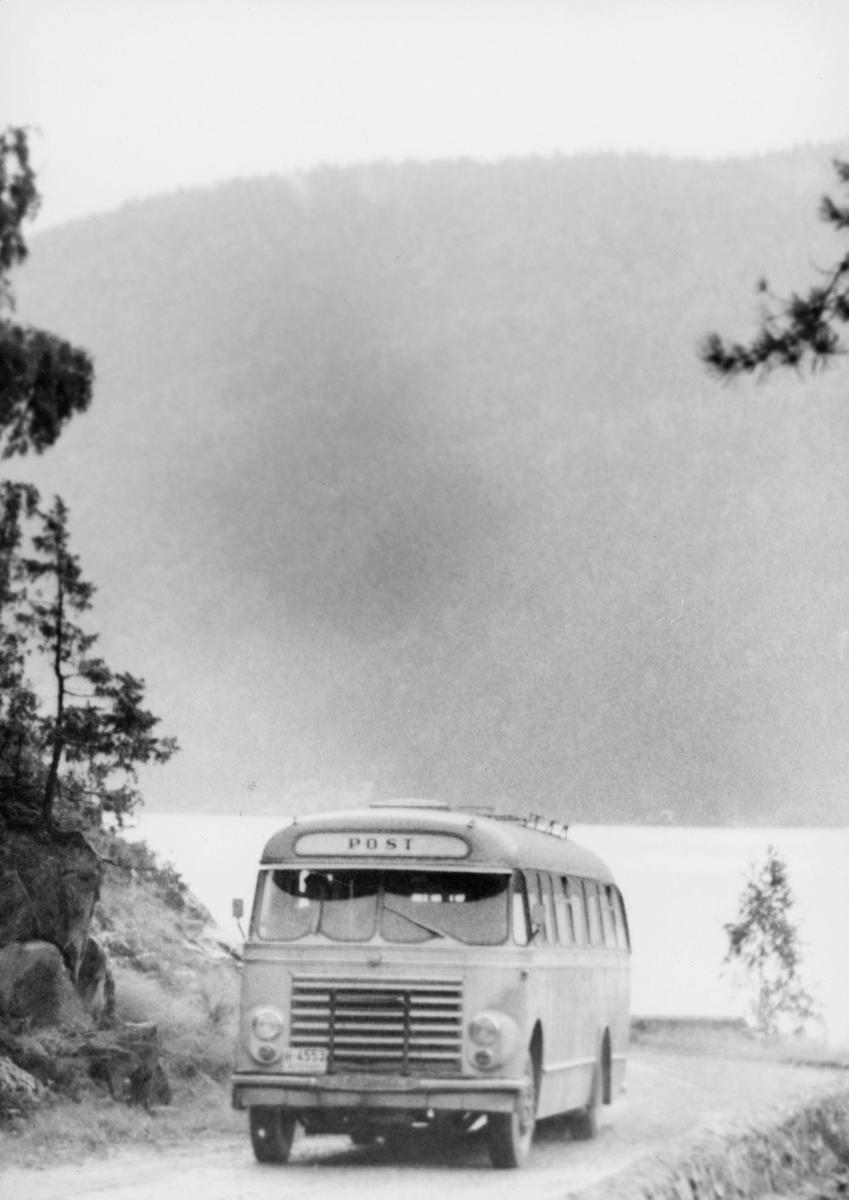transport, bil, Bø-Ytre Vinje, postbuss