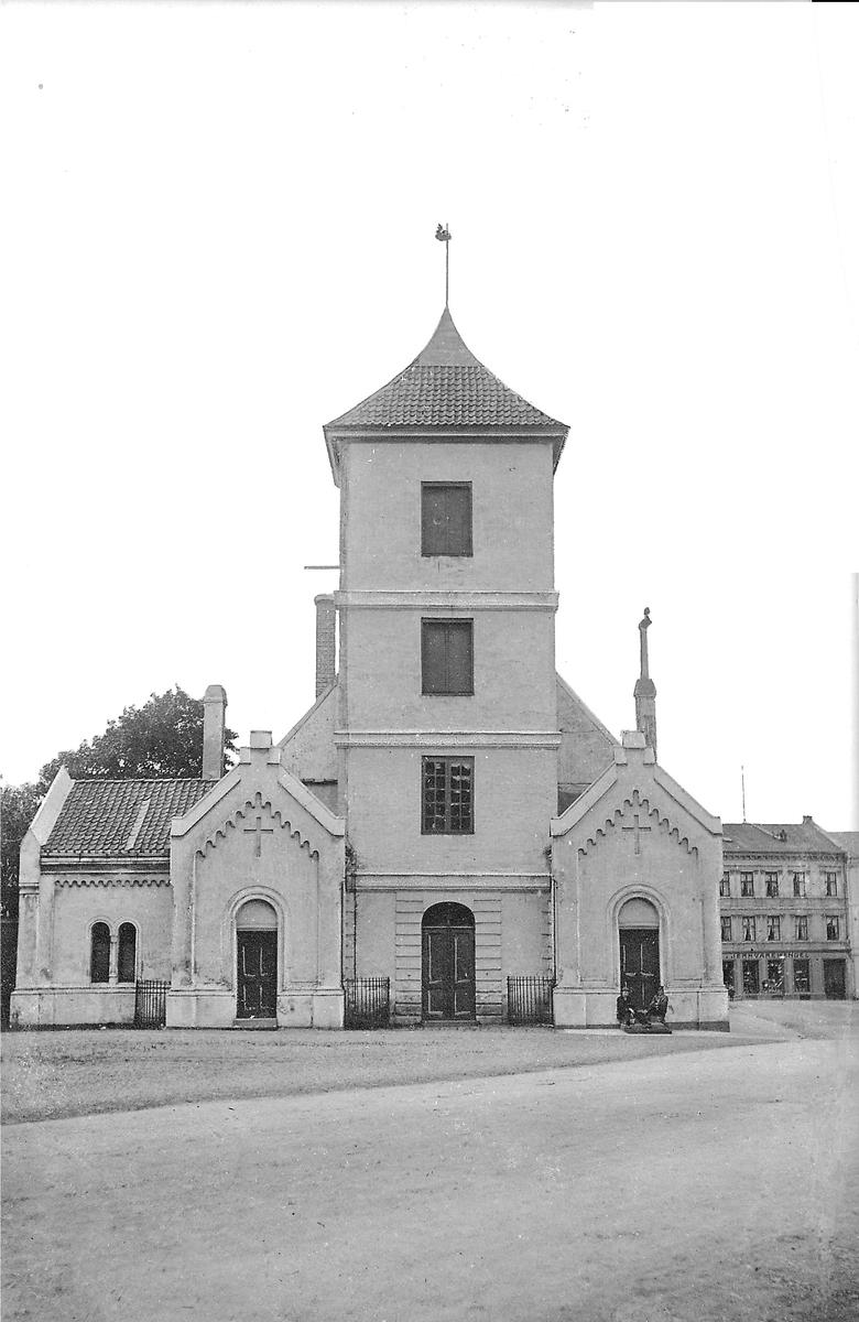 Gamlebyen kirke i Oslo