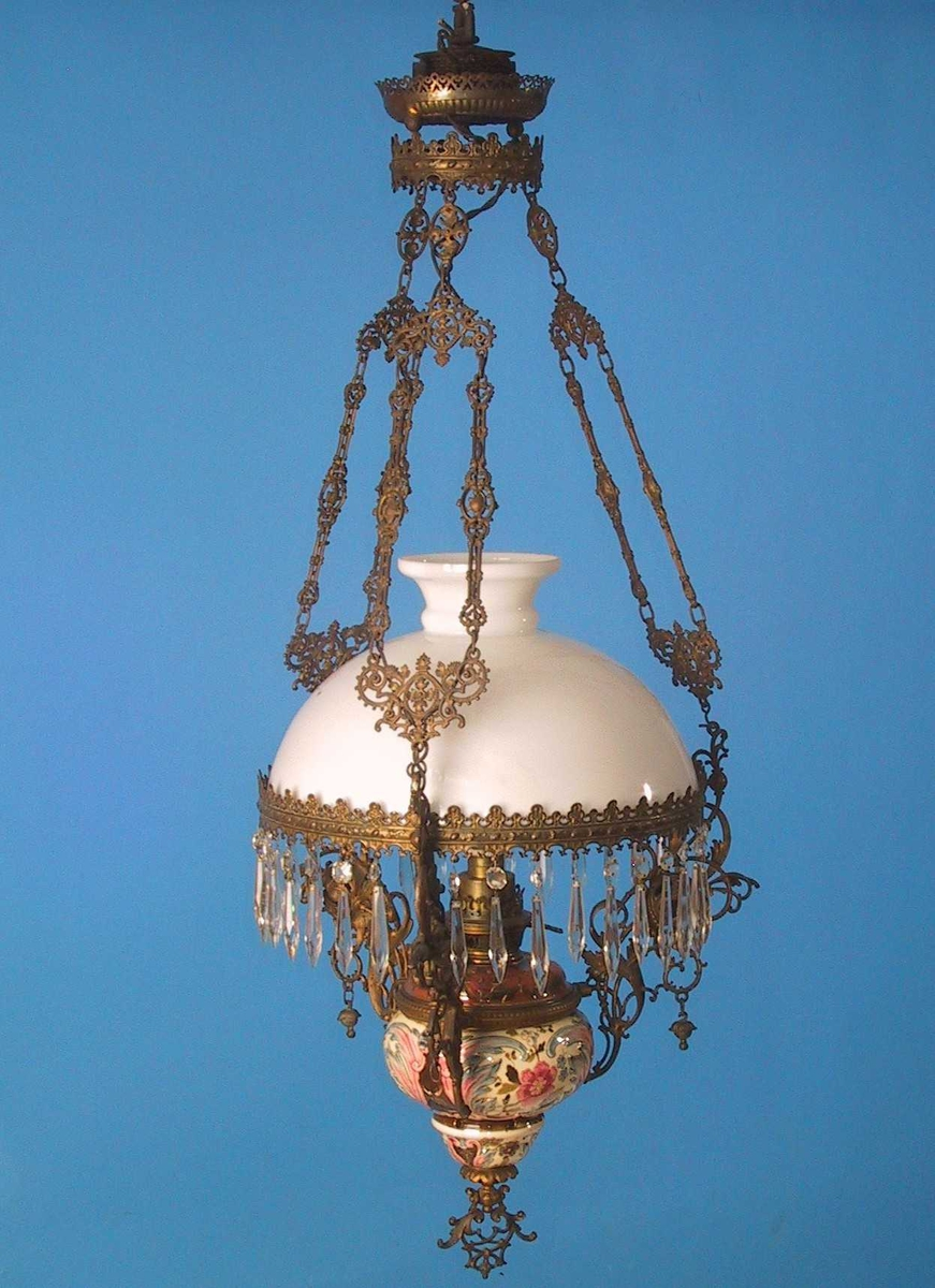 Fabelaktig Lampe - Aust-Agder museum og arkiv – KUBEN / DigitaltMuseum GX-45