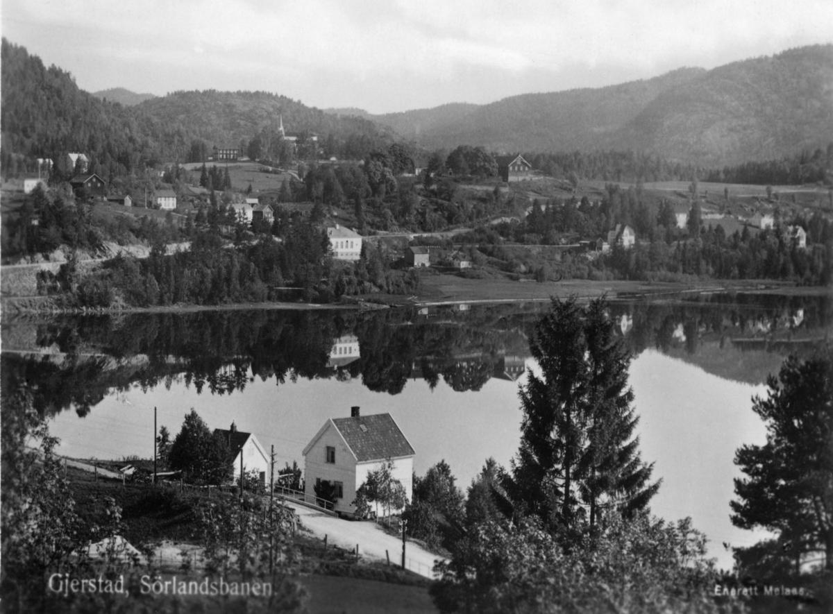 Ulltveit - Gjerstad kirkebygd