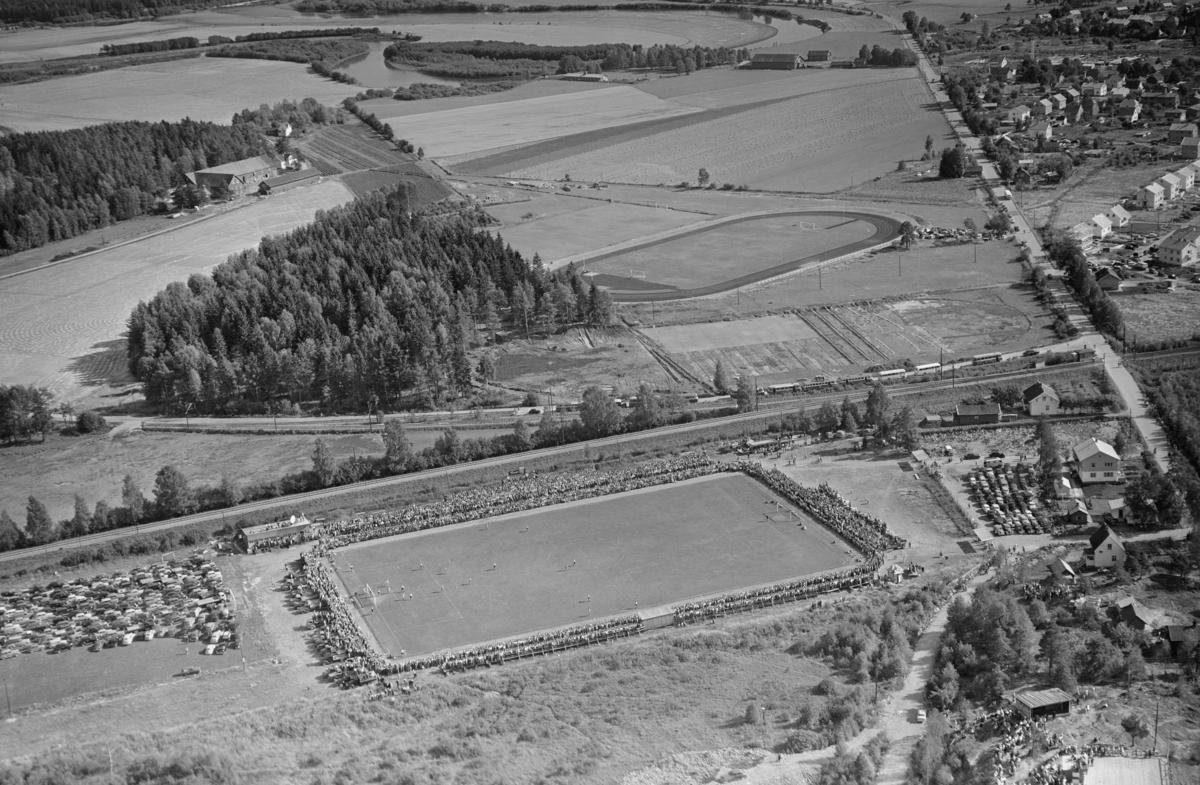 ÅRÅSEN STADION TETTSTED