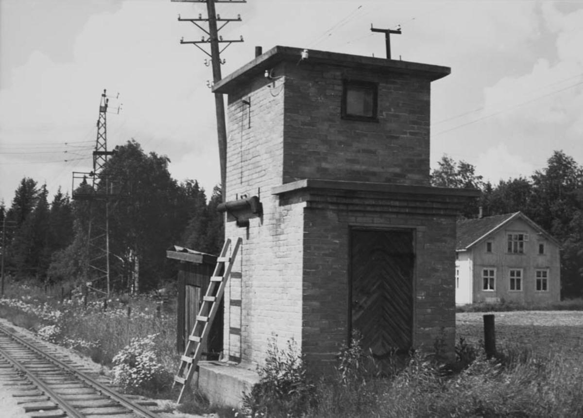 Stasjon Killingmo - vanntårn