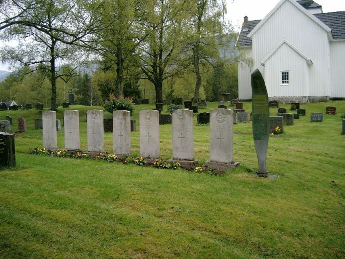7 standard gravstener i marmor. Propellblad.