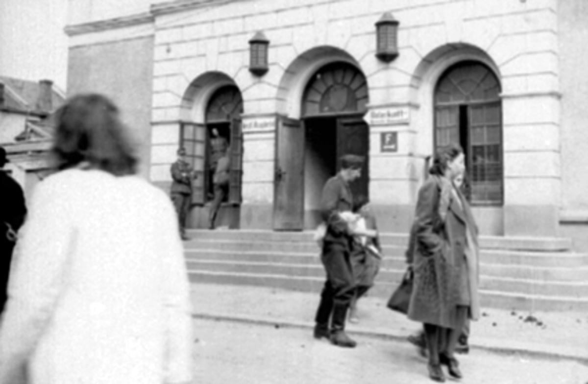 FRIMURERLOSJEN, FRIGJØRINGSDAGENE I MAI 1945, TYSKE SOLDATERORIGINAL HHB-