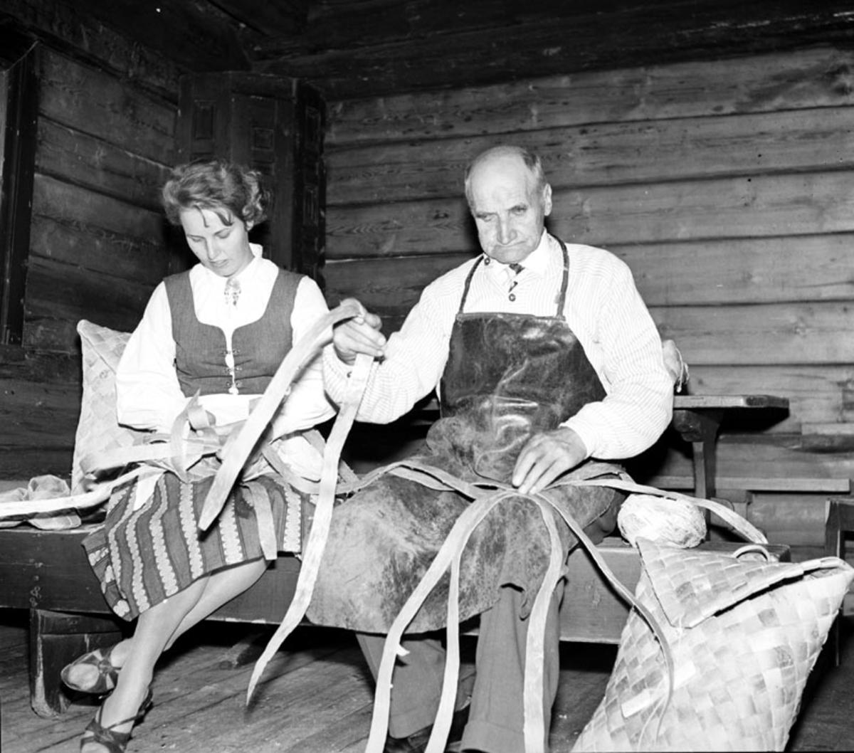 Liv i stuene, 1964