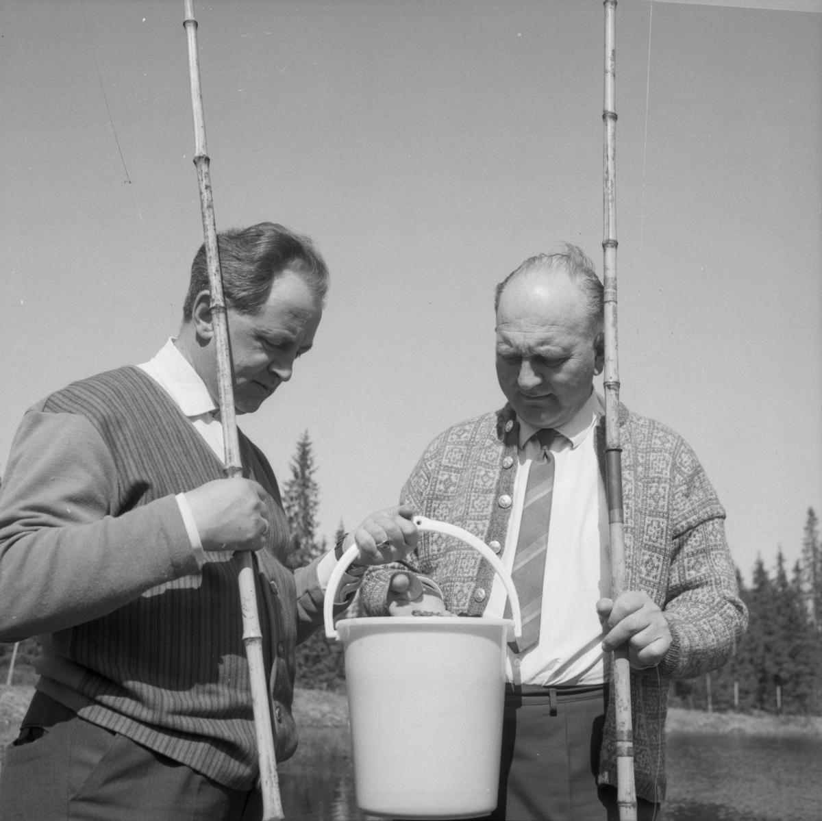 Steinar Akre og Lars Tøråsen