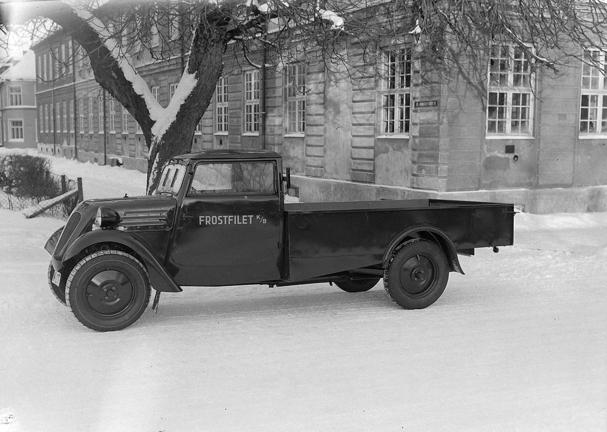 Firmabil for Frostfilet K/B. Tysk Tempo Vidal