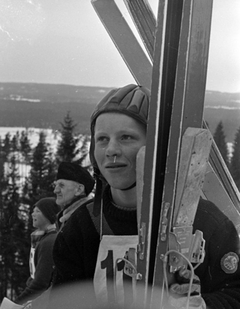 Dag Sigmund Halvorsen, ski, hopp.