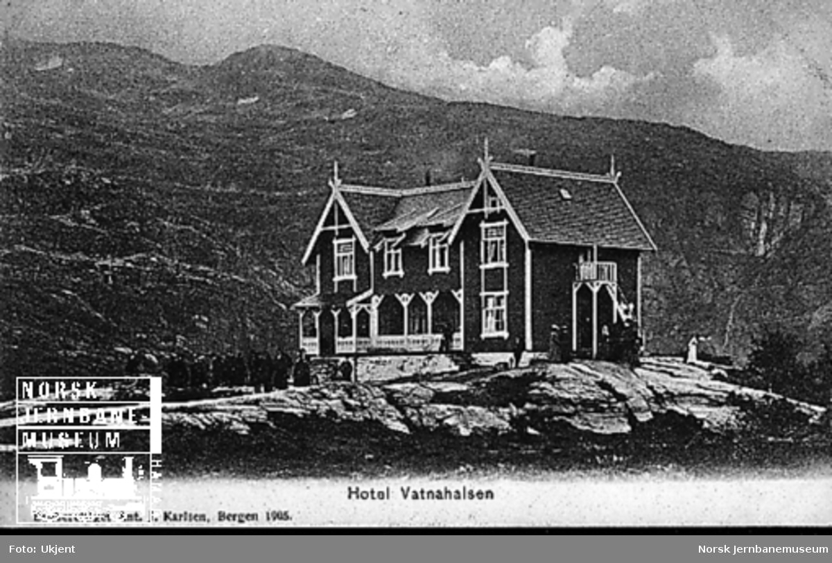Hotel Vatnahalsen