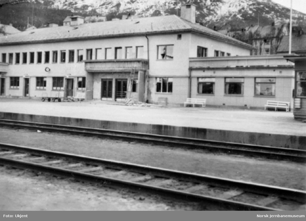 Narvik stasjonsbygning
