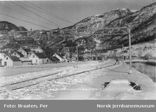 Granvin stasjon