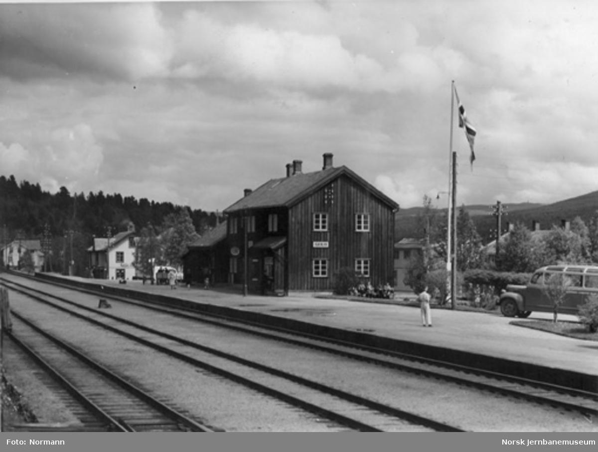 Geilo stasjon