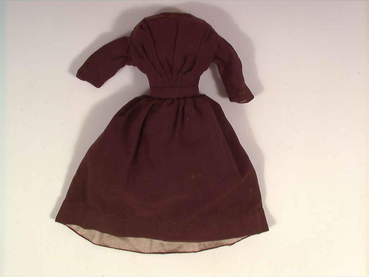 Dukketøy, kjole