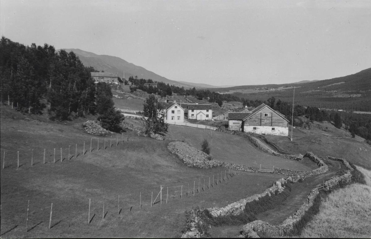 Gårdstun, Ørstad, Drivdalen, Oppdal, Sør-Trøndelag.