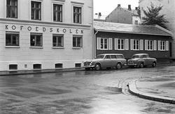 Serie. Fra Kofoedskolen. Fotografert september 1967.