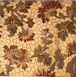 Korkmatta, mönster i mosaikimitation av samma typ som Jeffre
