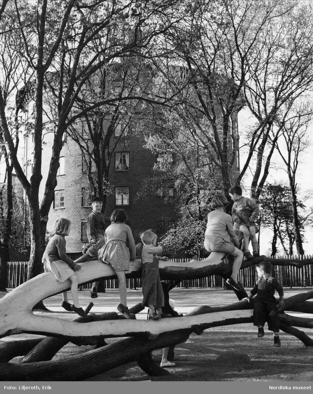 Södervärnstornets föregångare uppe i Kirsebergsstaden, Malmö.