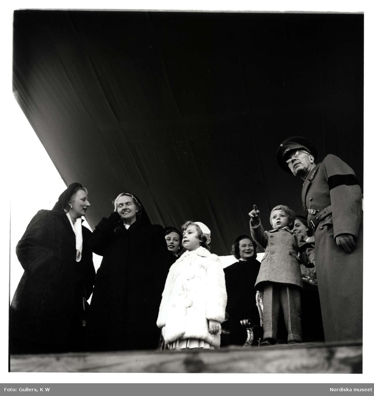 Kung av Sverige, regent 1973-