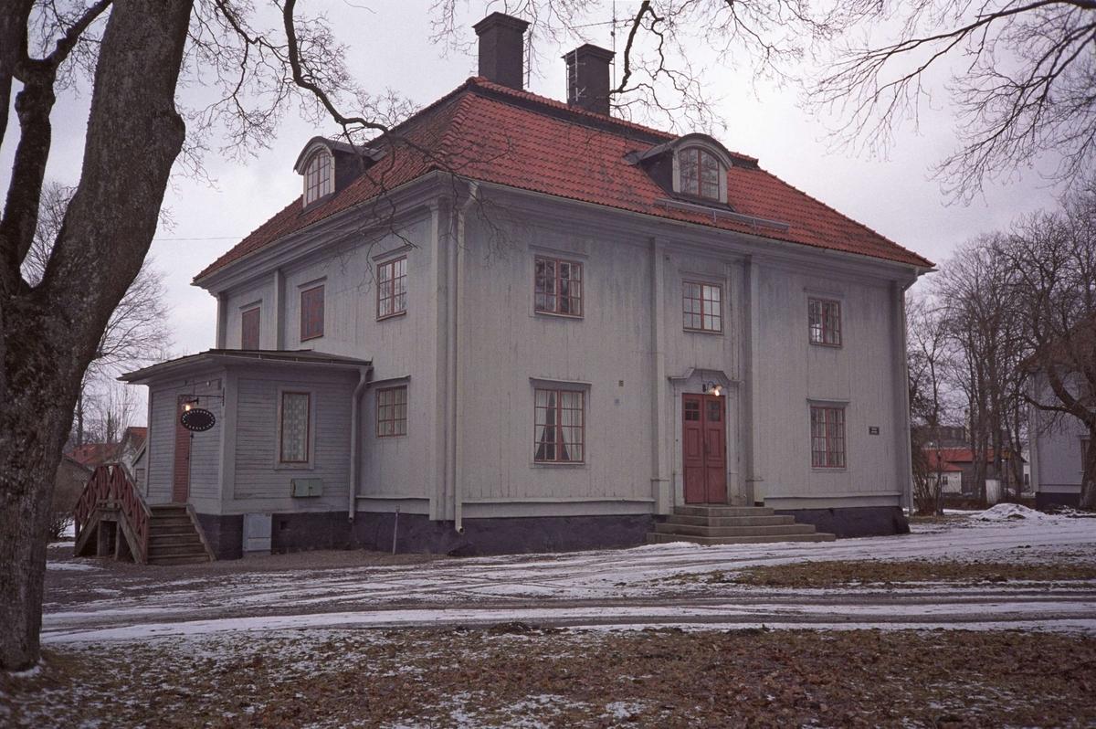 Flygelbyggnad, Söderfors herrgård, Söderfors socken, Uppland 1995