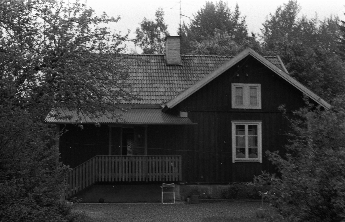 Gamla skogvaktarbostaden, Sätuna, Björklinge socken, Uppland