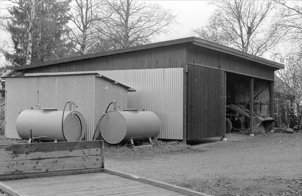 Garage, Fullerö 21:18, Trekanten, Gamla Uppsala socken, Uppland1978