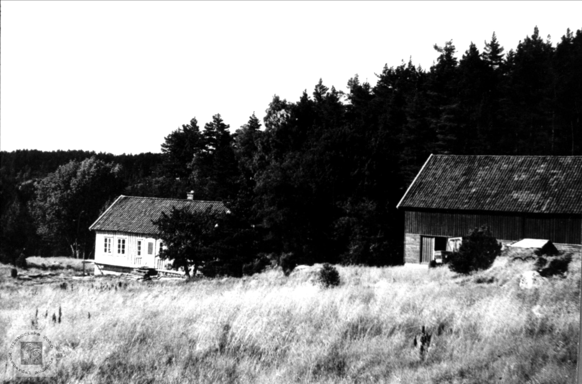 Kvasshammer i Øyslebø.