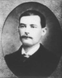 Portrett av Gunder Koland, Bjelland.