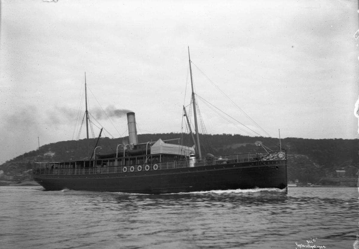 D/S Gøteborg (b.1891, Bergsunds mekaniska Verkstad, Stockholm)