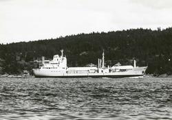 M/T Arctic Propane (b.1966, Moss Værft & Dokk, Moss)