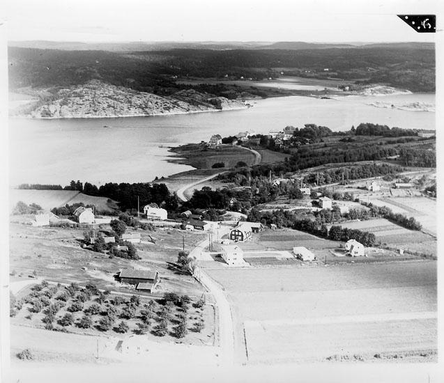 """Enligt Flygtrafik Bengtsfors: """"Svanesund Bohuslän""""."""