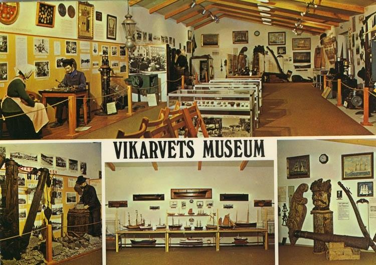 """""""Lysekil: Vikarvets Museum vid Torneviken""""."""