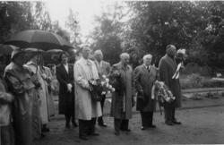"""Enl. text på kopians baksida: """"Lomina 15/7 1952. Vid Hjälte"""