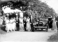 Bröllop Torreby 1929