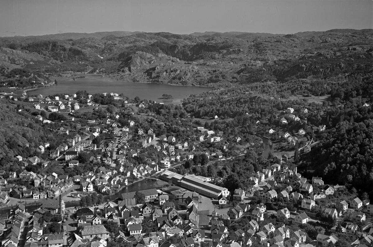 Egersund, Slettebøvannet