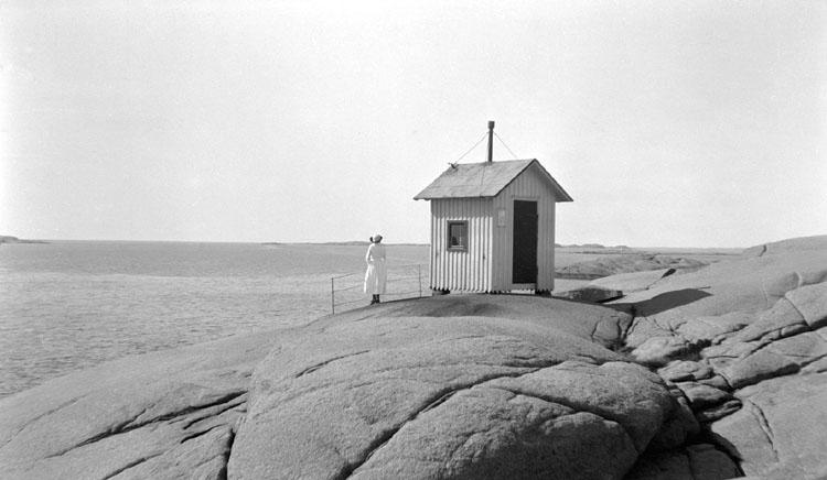 Enligt senare noteringar: Stångehuvud, 21 Augusti 1921.