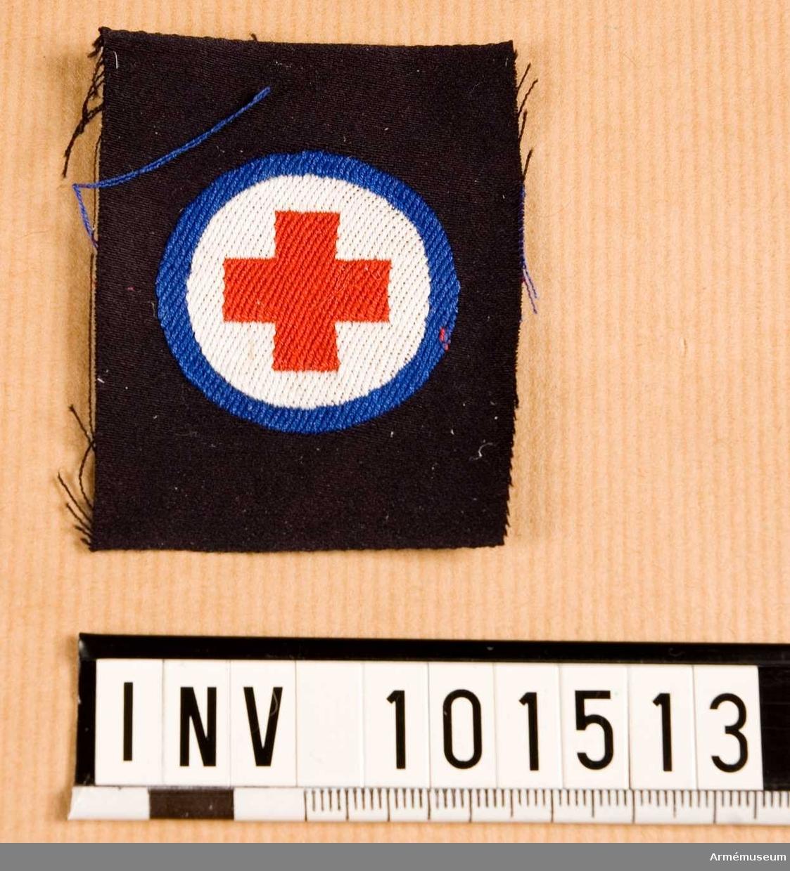 Gradbeteckning: Sjukvårdare, värnpliktig, manskap, marinen.
