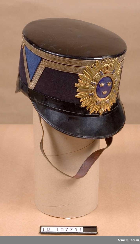 Käppi m/1880