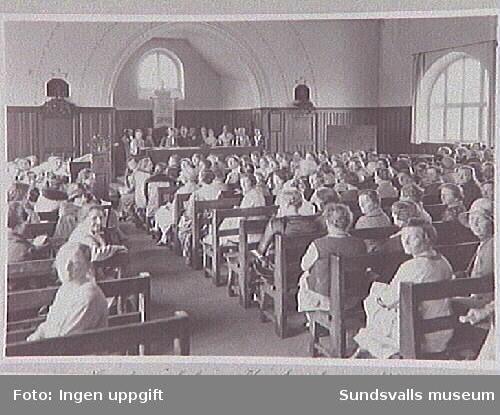 Martha-föreningen på landsmöte i Kristinehamn.