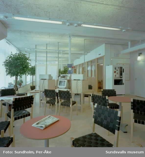 Arbetsförmedling i Sundsvall.