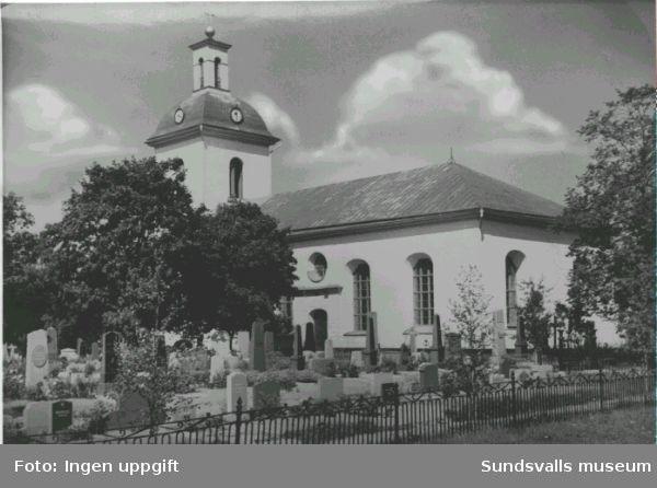 Indals kyrka.