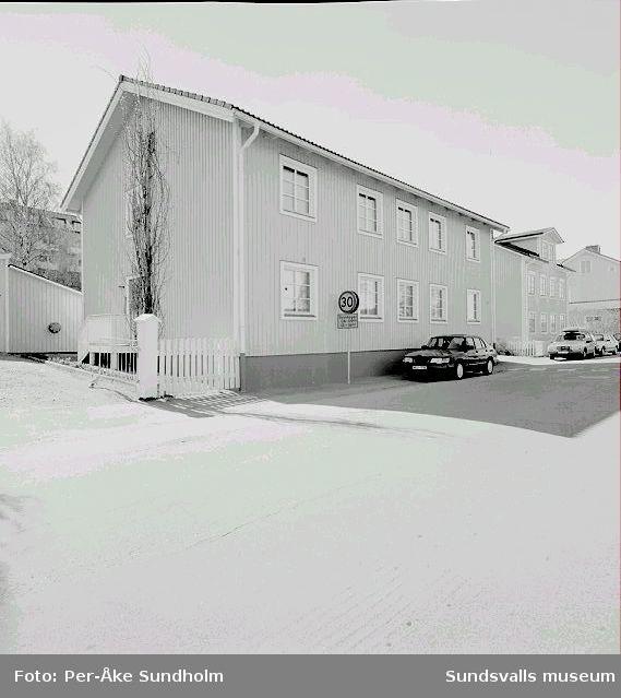 Flerbostadshus, kv. Almen 5, Nygatan 13.