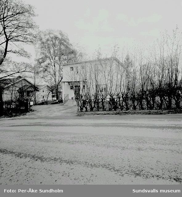 Bostadshus, kv. Enen 11, Branta vägen 13.