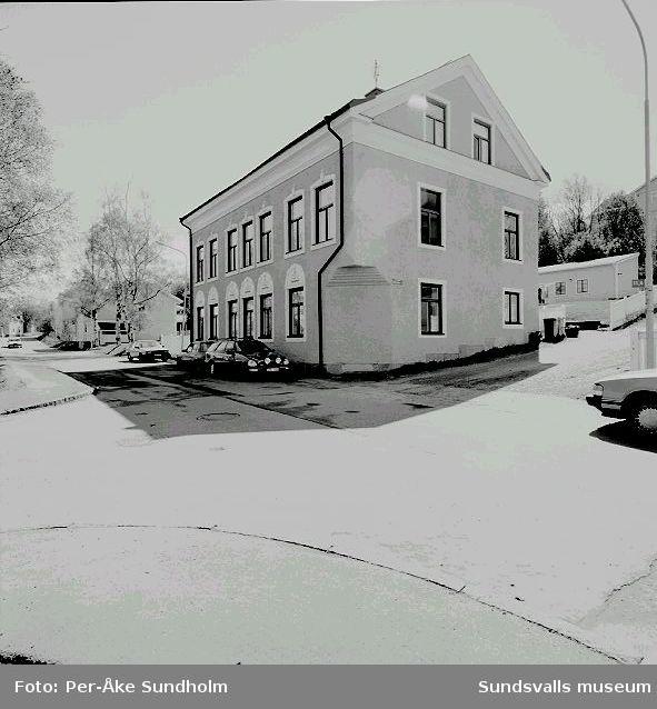 Flerbostadshus, kv. Aspen 1, Södermalmsgatan 39.