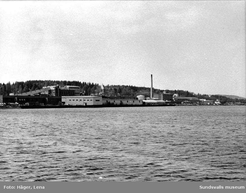 Johannedals boardfabrik, Skön 1980.