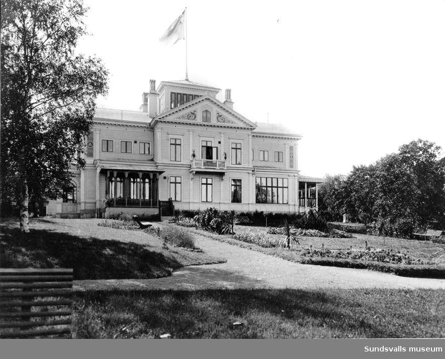 Kubikenborgs herrgård.