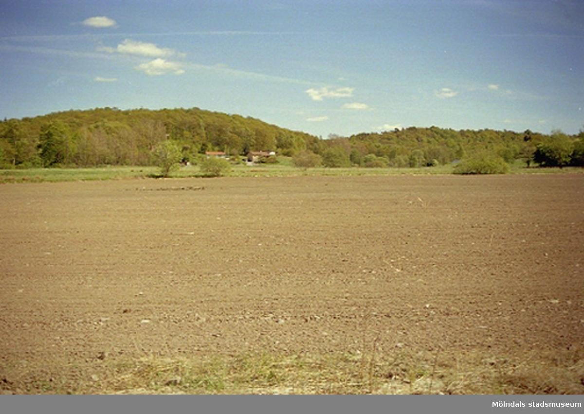 Planärende: Heljered i Kållered, 2001-05-21.